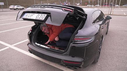 """Porsche Panamera GTS"" su ""Sport Turismo"" kėbulu"