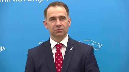 Rokas Masiulis apie Lietuvos žvyrkelius ir politikų spaudimą juos asfaltuoti be eilės