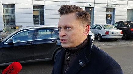 """Vilniaus vicemeras Valdas Benkunskas: """"Jokie nuotekų valymo įrenginiai nepritaikyti filtruoti šiukšles"""""""