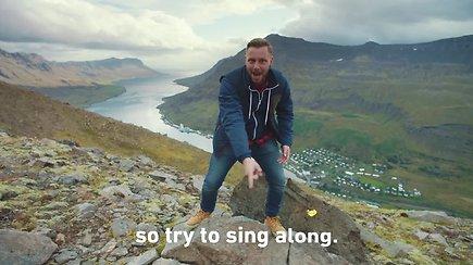Islandija siūlo dainuoti sunkiausią visų laikų karaoke