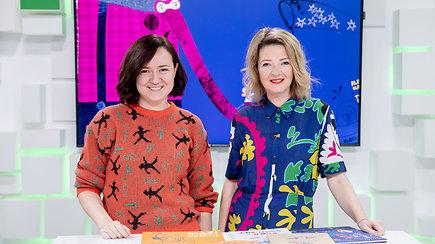 Kalba dailininkės. A.Kiudulaitė ir R.Jančiauskaitė – apie iliustracijas, vaikų literatūrą, kūrybą ir iššūkius