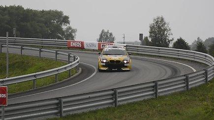"""Mažiausias biudžetas """"Dynami:t energy"""" komandai """"ENEOS 1006 km"""" lenktynėse nesutrukdė"""