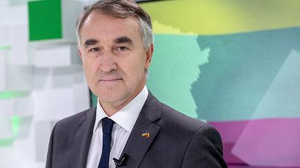 """P.Auštrevičius neatsisako rinkimų kampanijoje išsitraukti seną dainą """"Už Petrą"""""""