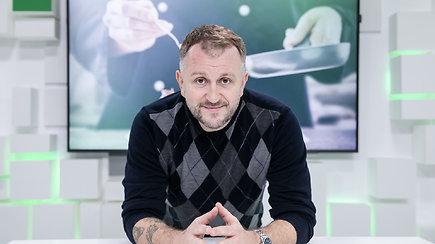 L.Čeprackas apie lietuvišką virtuvę: jei nepriimame daugiakultūriškumo, liksime su bulve ir rūgpieniu