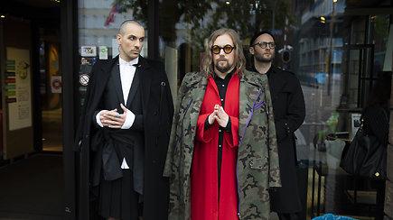 """""""The Roop"""" išvyksta į """"Eurovizijos"""" atidarymo ceremoniją"""