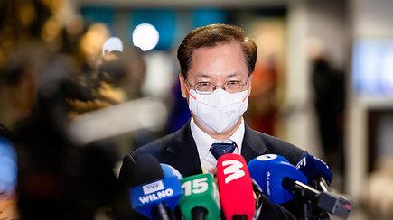Taivano ekonomikos ministro Ming-Hsing Kung komentarai