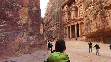Nuostabioji Jordanija – kodėl ten tikrai verta važiuoti