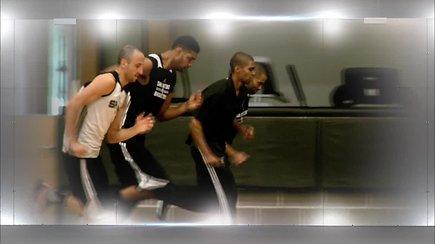 """Savaitinė įdomiausių įvykių stipriausioje pasaulio lygoje laida – """"NBA Action"""""""