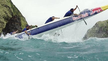 Havajiečiai papasakojo apie mažai kam žinomą azarto ir pavojų kupiną hobį
