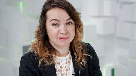 15min studijoje – Įvaikinimo ir globos skyriaus vedėja Agnė Marčiukaitienė