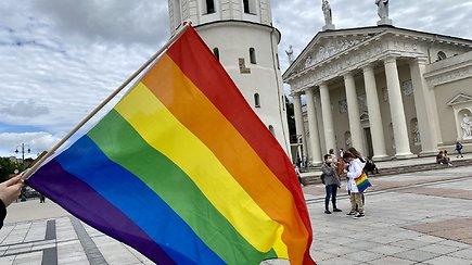 Sostinėje – LGBTQ+ bendruomenės eitynės