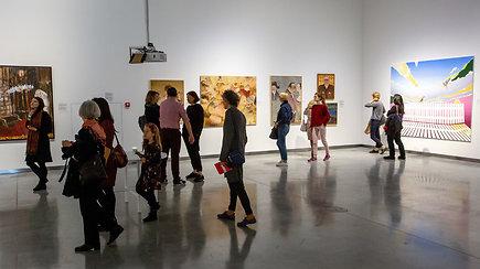 Pasižvalgykite: Vilniuje duris atvėrė ilgai lauktas MO muziejus