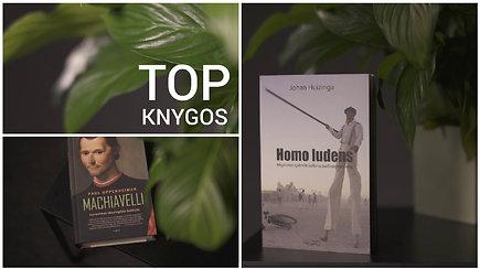 TOP 13: naujos vertos dėmesio negrožinės knygos