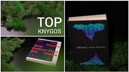 Ką skaityti šį mėnesį: spalio knygų TOP 11