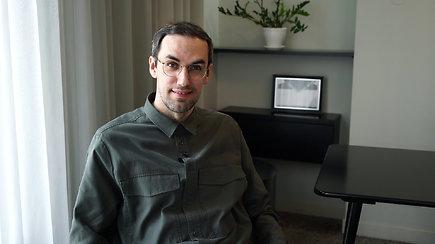 Tomas Ramanauskas – apie įsimintiniausius skaitytus kūrinius ir rašomą knygą