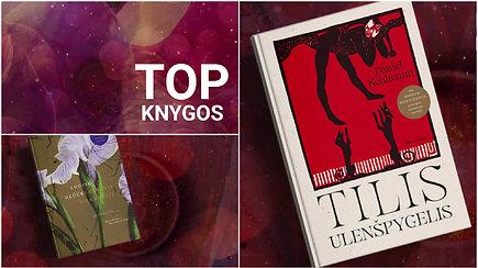 Rugsėjo TOP13: kokias knygas pasirinkti ieškantiems literatūrinių atradimų?