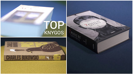 Nesenstančios knygos: perleistų kūrinių TOP 10