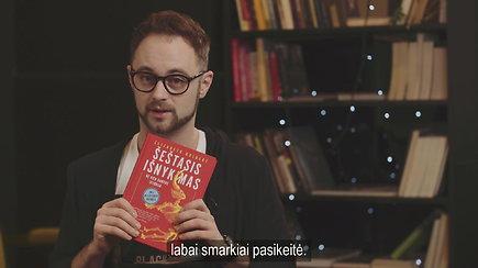 Dominykas Vaitiekūnas – apie stipriausią įspūdį palikusias knygas