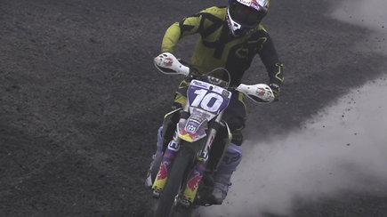 Pragariškas iššūkis: motociklais į lava alsuojantį ugnikalnį