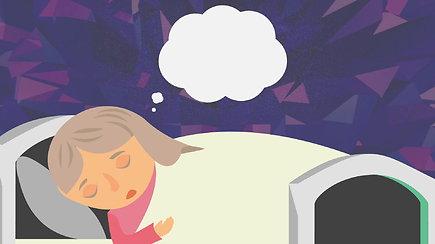 15min paaiškina: kokia yra sapnų funkcija?