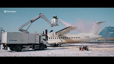 """Antiledodaros paslaugą teikianti antžeminio orlaivių aptarnavimo įmonė UAB """"Litcargus"""" atskleidė įdomių faktų"""