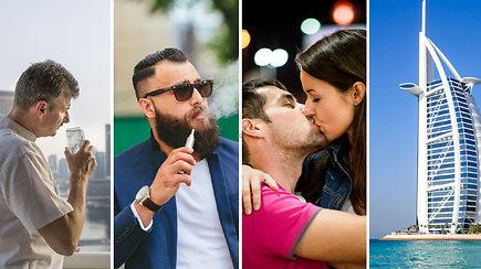 5 dalykai, kurių negalima daryti Dubajuje