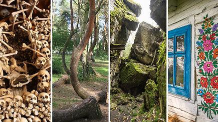 7 keisčiausios Lenkijos vietos, kurias verta aplankyti