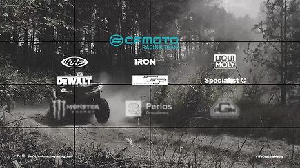 """CFMOTO Factory Racing Team"" ekipos trečioji diena ""Perimetre"""