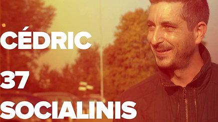 Prancūzas Cedric Raffier svajonę pakeisti šimtų gyvenimus įgyvendina Lietuvoje