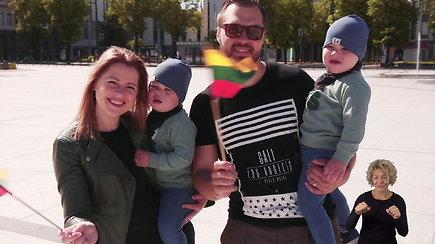 Spalio 11-oji – tai diena, kai Tu spręsi Lietuvos ateitį