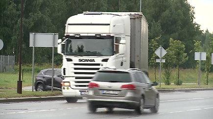 Vairuotojų darbo sąlygos Lietuvoje – ką mano patys vairuotojai?