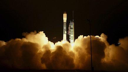 Moderniausias NASA kosminis palydovas stebės ledo sluoksnių pokyčius