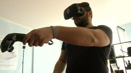 Kruvini Maidano įvykiai atkurti virtualioje realybėje