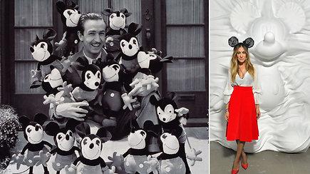 Viskas prasidėjo nuo peliuko: animacijos legenda Peliukas Mikis švenčia 90-ąjį jubiliejų