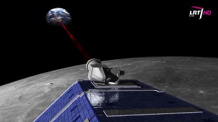 """""""Mokslo sriuba"""": kada į kosmosą keliaus lietuviški lazeriai?"""