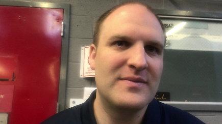 Jonui Valančiūnui – naujo jo trenerio NBA komplimentai