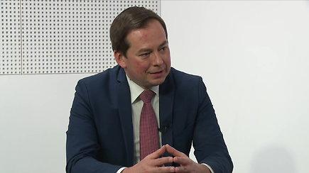 Arnoldas Pranckevičius apie EK vadovės planą surengti Europos konferenciją: įtrauks ne tik politikus, bet ir piliečius