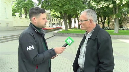 15/15: Buvęs ambasadorius Baltarusijoje: vienintelis dalykas ką gali A.Lukašenka, tai išjungti elektrą