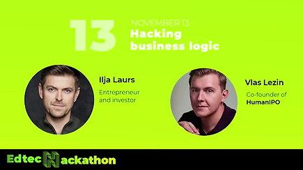 Edtech Hackathon 2020: Asmeninis tobulėjimas = investicija į ateitį