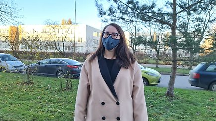 15/15: Interviu su kritikos sulaukusia kandidate į teisingumo ministres E.Dobrovolska