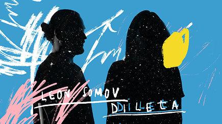 """""""Ledinis"""" hitas? L.Somovas su Dileta pristato kūrinį, kuris kvies pasinerti į nūdieną"""