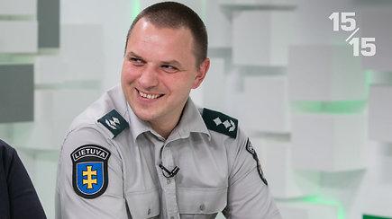 """15/15: liūdnos dienos interneto komentatoriams. Virtualius """"heiterius"""" stebės policija"""