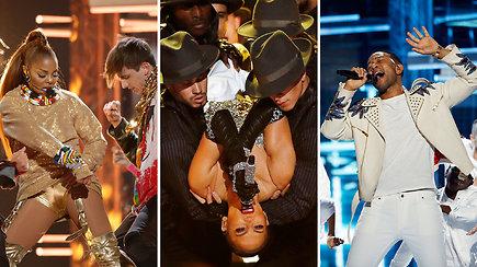 """Pasižiūrėkite į įspūdingus """"Billboard"""" muzikos apdovanojimų numerius"""