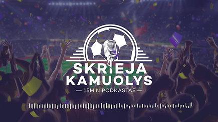 """""""Skrieja kamuolys"""" – stadionas Vilniuje, nulis Lietuvos rinktinės taškų ir pralaimintys vokiečiai"""