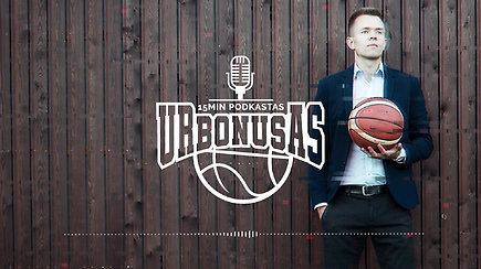 """urBONUSas"": M.Kalnietis – apie rekordus Prancūzijoje, ""Žalgirį"" ir linksmas istorijas"