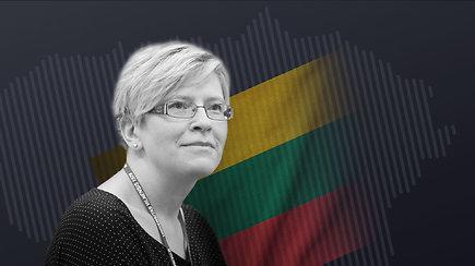 Kandidatė į Lietuvos prezidentus Ingrida Šimonytė: svarbiausi biografijos faktai