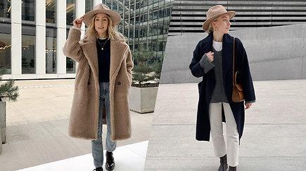 3 patarimai: kaip apsirengti šiltai, bet išlikti stilingai?