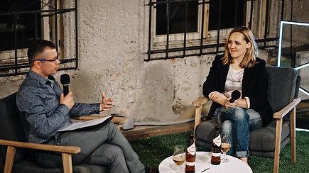 15min Klausyk! gyvi pokalbiai: pokalbis su MO muziejaus direktore Milda Ivanauskiene