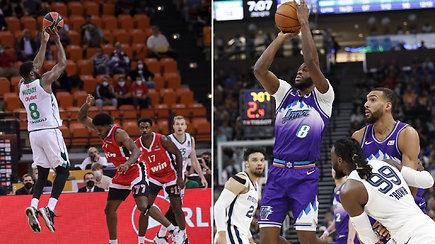 Artėja link NBA formos? Emmanuelio Mudiay proveržis Eurolygoje