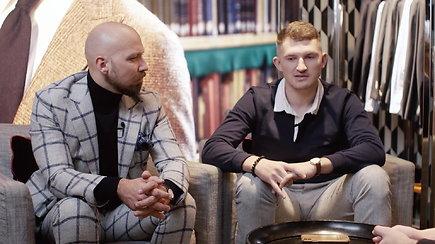 """Marius Gaižauskas pažėrė kritikos jaunavedžiams: """"Skubėdami gerai šokti neišmoksite"""""""